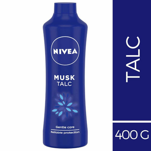 Picture of NIVEA MUSK TALC 400GM