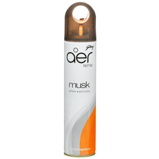Picture of Godrej aer Spray, Home Fragrance - MUSK after smoke 137g (240 ml)