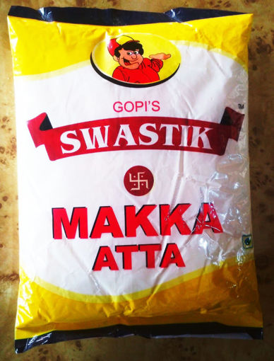 Picture of SWASTIK Makka ATTA (500g) Packet