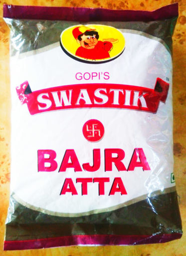 Picture of SWASTIK BAJRA ATTA (500g) Packet