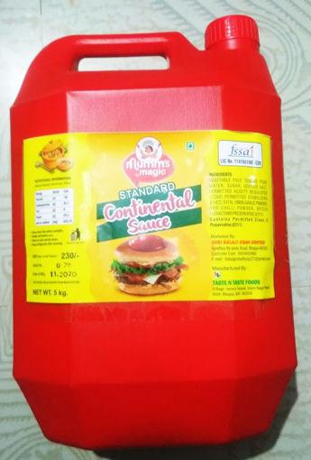 Picture of Mumm magic Continental Sauce 5 kg Side Handle Jar