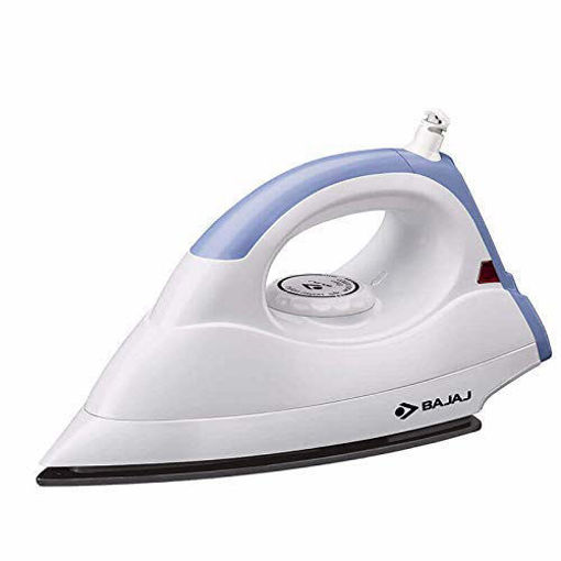 Picture of Bajaj DX 4 Neo 1000W  Plastic Dry Iron, Blue