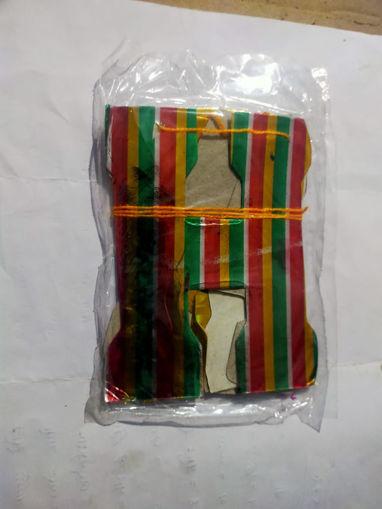 Picture of Happy Birthday decoration Craft Jhalar 1pc