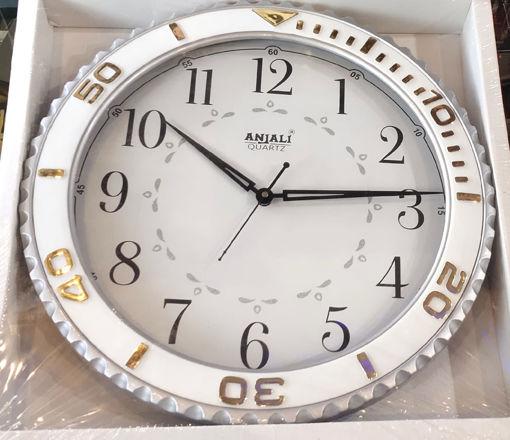 Picture of ANJALI QUARTZ Wall Watch Clock 1X1 fit Circle