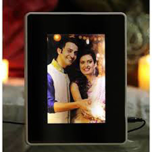 Picture of Gift square Magic Photo Frame And Mirror