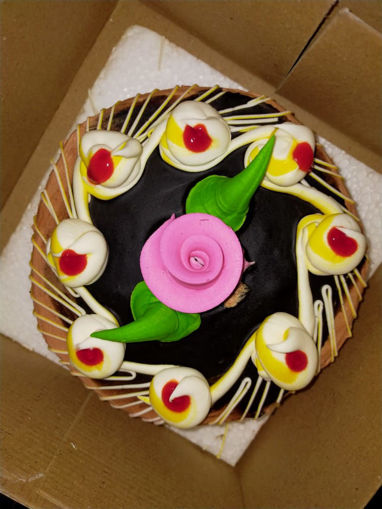 Picture of bread cake For Birthday 500g