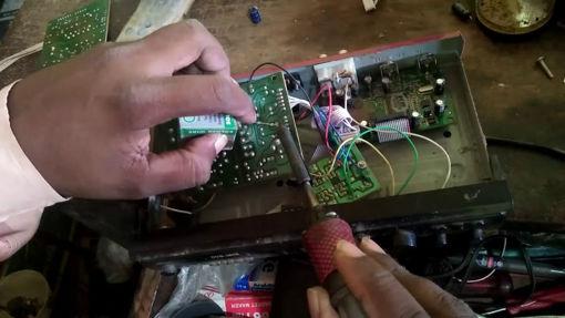 Picture of DTH Set top Box Repair
