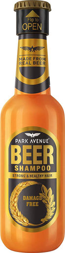 Picture of Park Avenue Damage Free Hair Beer Shampoo, 350ml