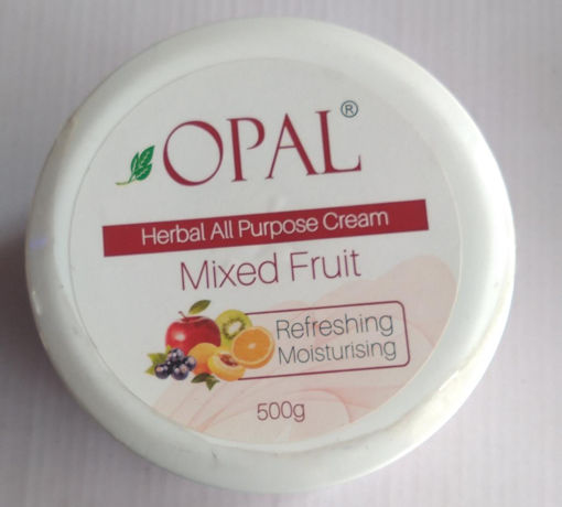 Picture of opal herbal all purpose cream Mixed Fruit refreshing moisturizing, 500g