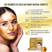 Picture of VLCC Gold Facial Kit For Luminous And Radiant Complexian With White & Bright Glow Gel Creme, 60g