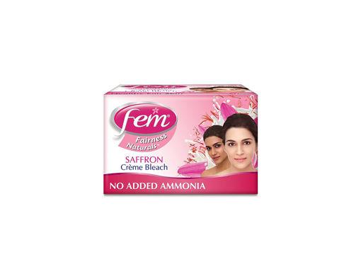 Picture of Fem Saffron Crème Bleach, Healthy Fair Skin 8g