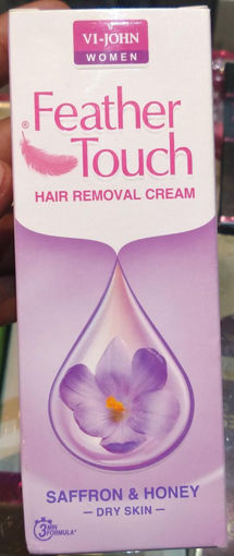 Picture of vi john feather touch hair removal cream 40g