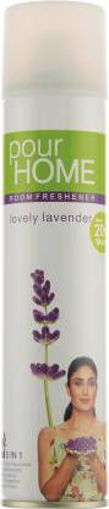 Picture of Pour Home Room Freshener Lovely Lavender 153g / 270 Ml Spray