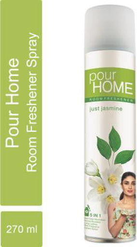Picture of Pour Home Room Freshener Just Jasmine 270 Ml Spray