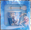 Picture of A2A Frozen Dinner Set for Kids   3 Pc Ceramic Dinnerware Set - Plate, Mug,Spoon