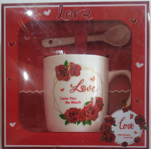 Picture of LOve You So Much Print Mug