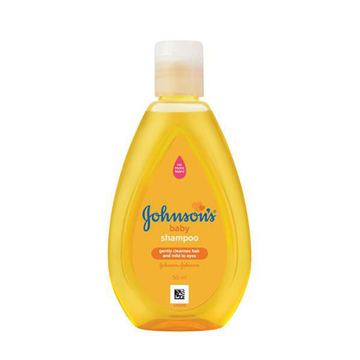 Picture of Johnson's Baby Shampoo 50 ml