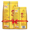 Picture of Saffola Oats, 1kg with Free Oats, 400g