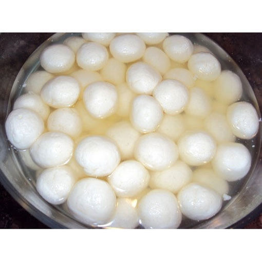 Picture of White Rasgulla 250g
