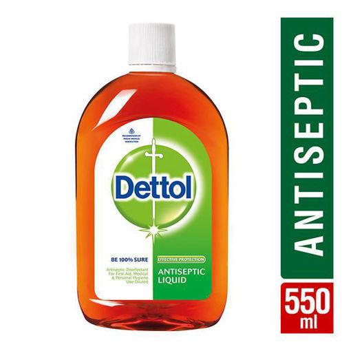 Picture of Dettol Antiseptic Liquid 550ml