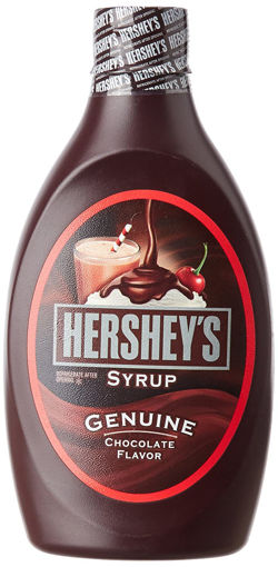 Picture of Hershey's Chocolate Syrup, 623g