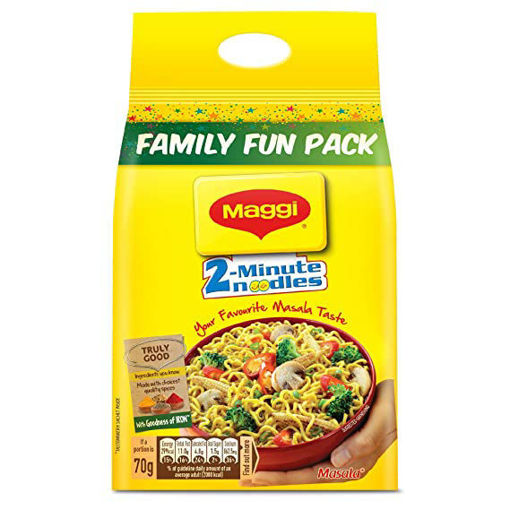 Picture of (560g) Maggi 2 Minute Noodles With Masala Packet