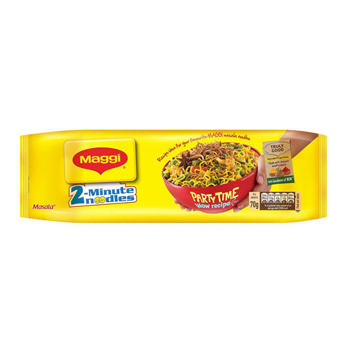 Picture of Maggi 2-Minute Instant Noodles - Masala, 560g