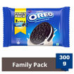 Picture of Cadbury Biscuits Vanilla Crème Biscuit Family Pack, 300 gm