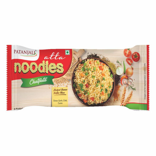 Picture of Patanjali Atta Noodles Chatpata -Family Pack 240 g