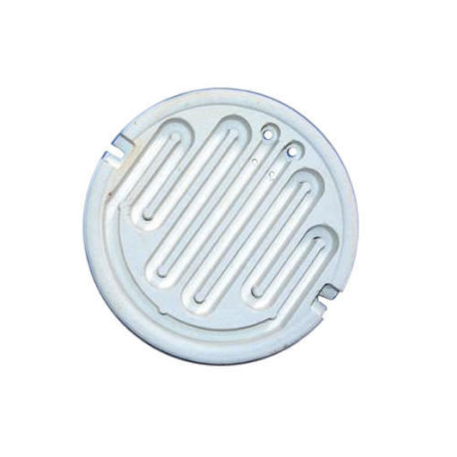 Picture of Round Ceramic Heater Plate, For Heaters, Size: 180 MM