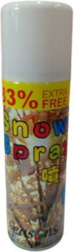 Picture of Snow Spray for Party Celebration and Decoration