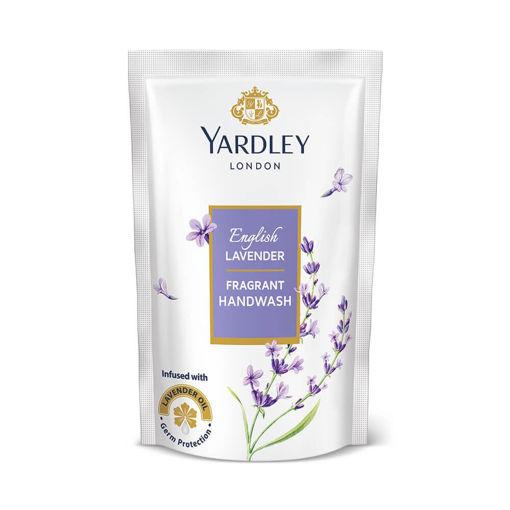 Picture of YARDLEY LONDON ENGLISH LAVENDER FRAGRANT HANDWASH 180ML