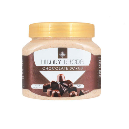 Picture of Hilary Rhoda chocolate face and body scrub 500 ml