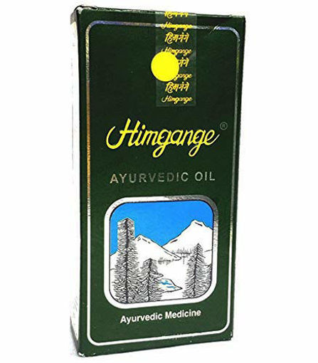Picture of Himgange Ayurvedic oil 100 ml