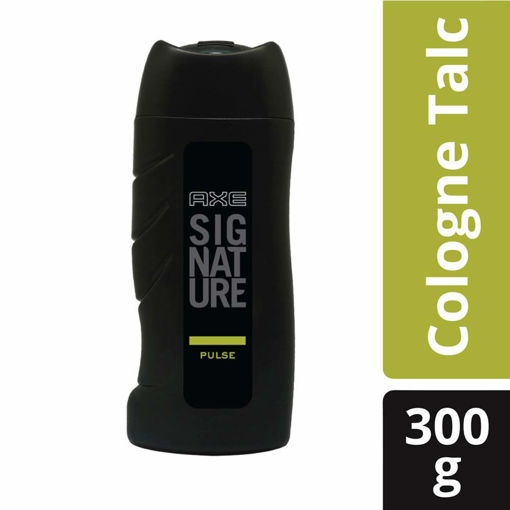 Picture of Axe Signature Pulse Cologne Talc 300 g