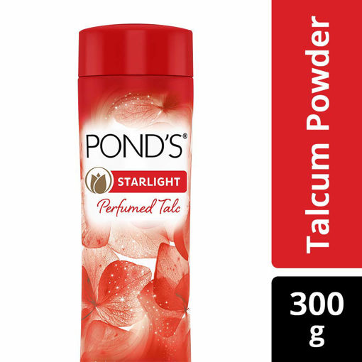 Picture of Pond's Starlight Perfumed Talc 300g