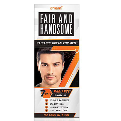 Picture of fair and handsome fairness cream for men, 15g