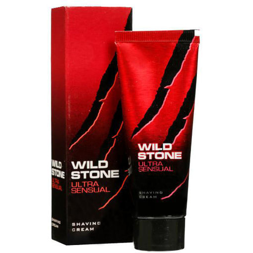 Picture of Wild Stone Ultra Sensual Shaving Cream, 30 g