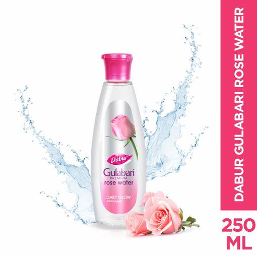 Picture of Dabur Gulabari Premium Rose Water – Natural, 250 ml