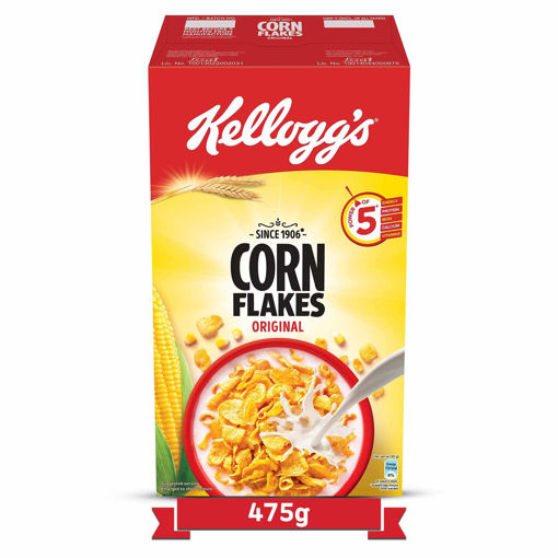 Picture of Kellogg's Corn Flakes Original , 475g