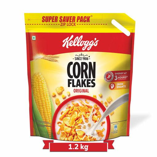 Picture of Kellogg's Corn Flakes Original, 1.2 kg