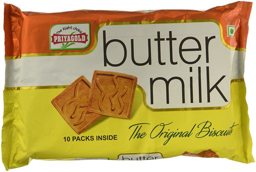 Picture of Priyagold Butter Milk Biscuits – 200g
