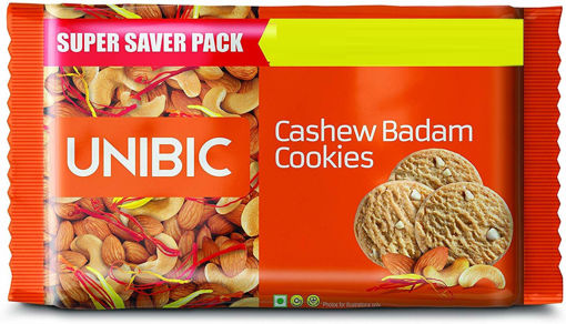 Picture of UNIBIC Cashew BADAM Cookies 500g