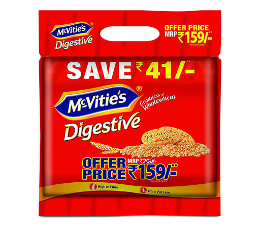 Picture of McVities Digestive Biscuits, 1kg