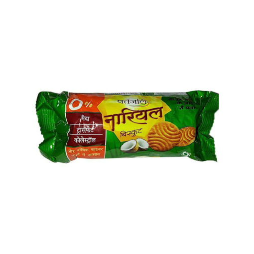 Picture of PATANJALI Coconut Biscuit 92.85g