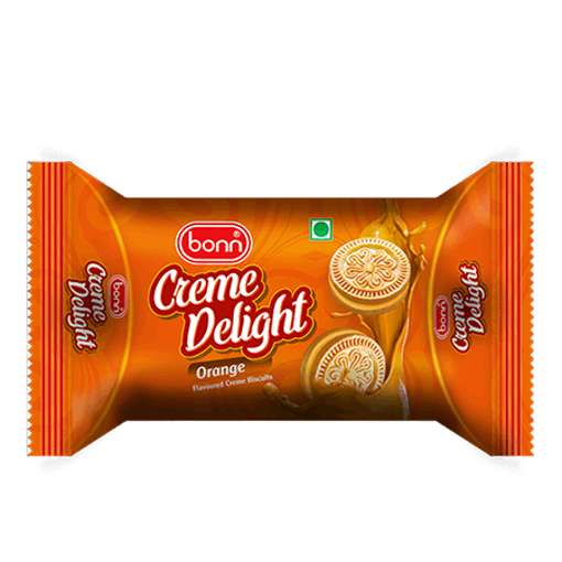 Picture of bonn creme delight orange 40g