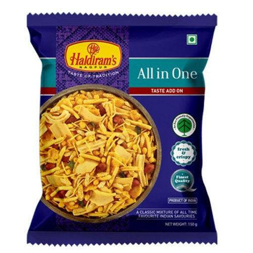 Picture of Haldiram's All In One Namkeen, 200g