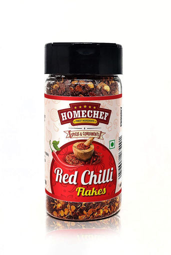 Picture of Home Chef Pizza Seasoning red chilli flakes, 50gm