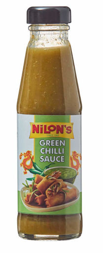 Picture of NILON'S Green Chilli Sauce, 180g