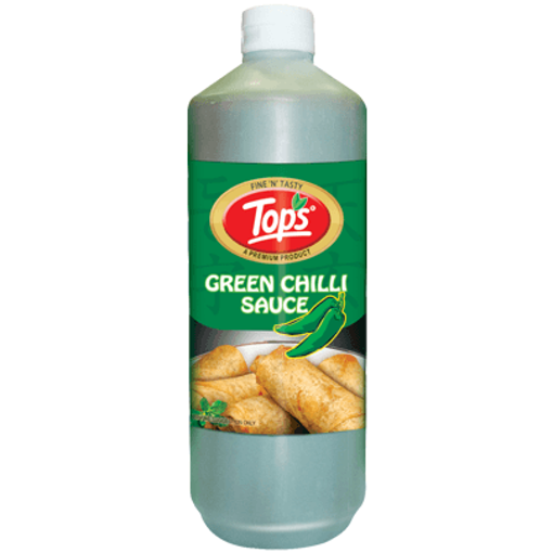 Picture of tops green chilli sauce 1.15kg